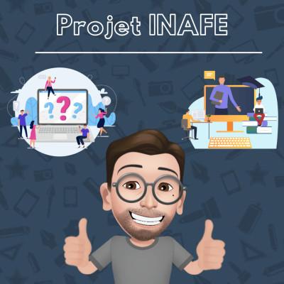 Le projet INAFE : présentation cover