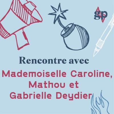 Parlons grossophobie avec Mademoiselle Caroline, Mathou et Gabrielle Deydier cover