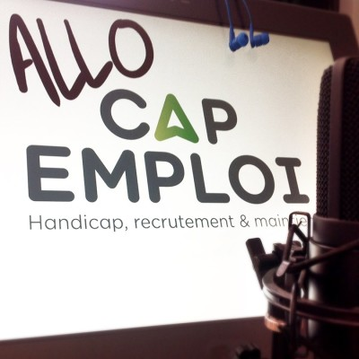 Allo CAP EMPLOI - Ép. #12 : la solution JOB!H cover