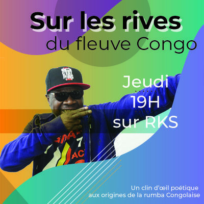 Sur les Rives du Fleuve Congo - Emission du 2020-09-06 cover