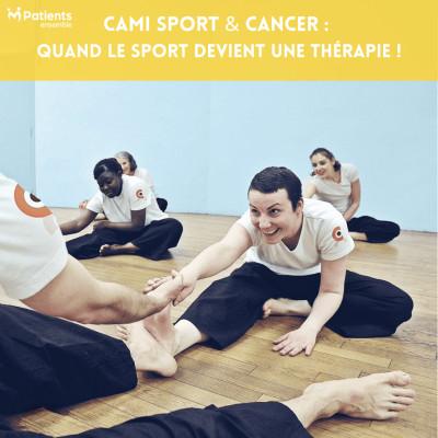¨PODCAST 121 - CAMI Sport & Cancer : Quand le sport devient une thérapie ! cover