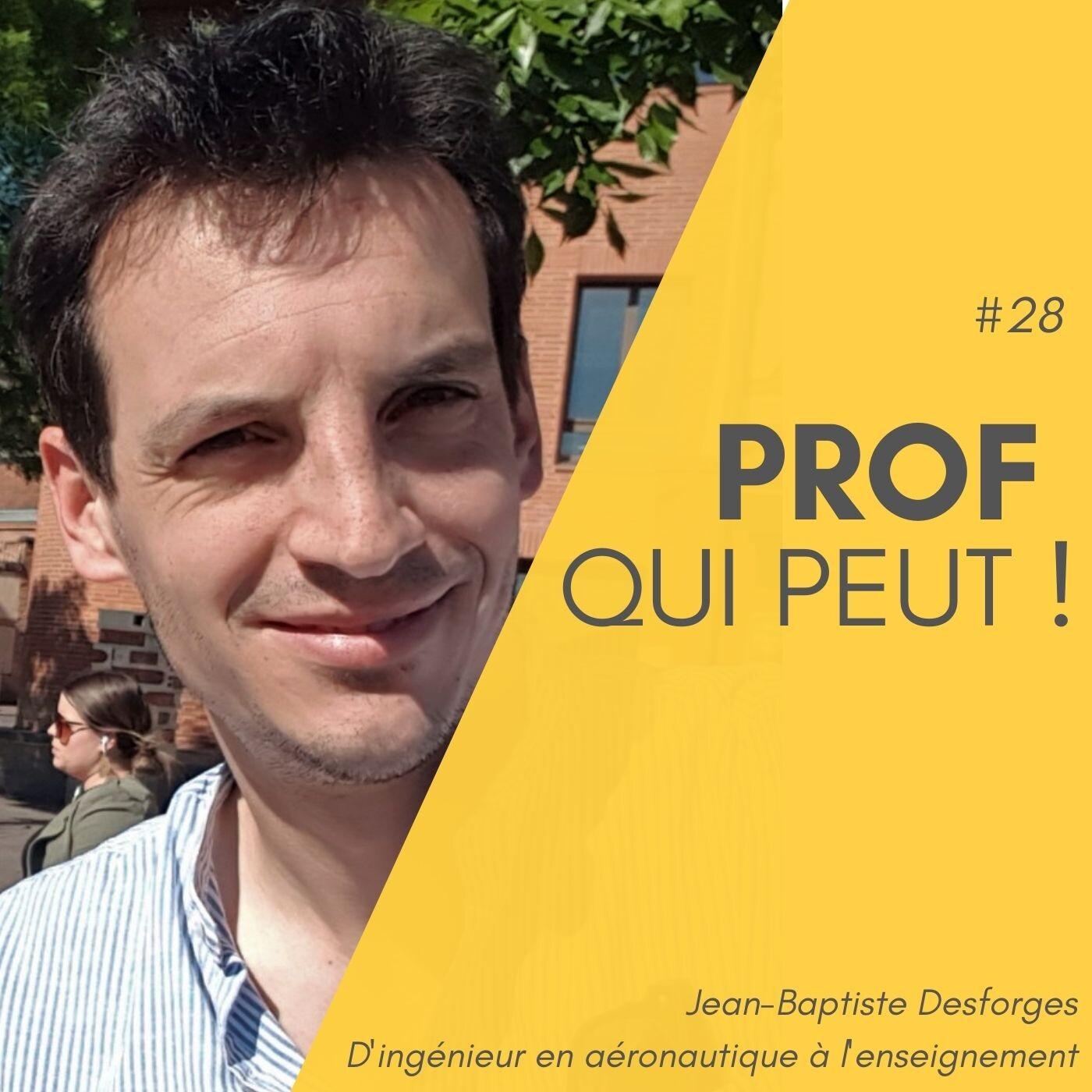 # 28 Prof qui peut !