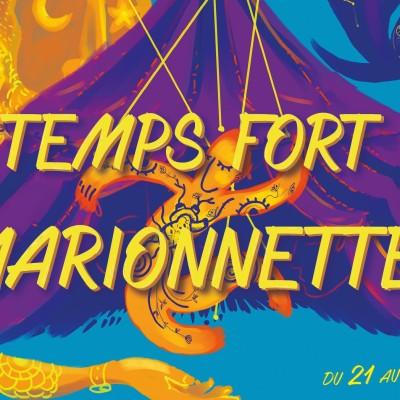 Colmar : L'association Lézard organise la 12e édition du festival Temps Forts Marionnettes cover