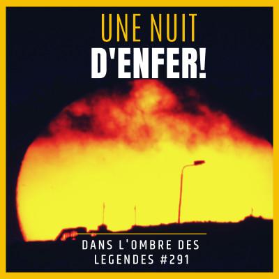 Dans l'ombre des légendes-291 Une nuit d'enfer! cover