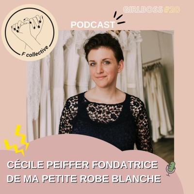#20 Cécile Peiffer - Fondatrice de Ma petite robe blanche (Robes de mariée de créateurs - Lille) cover