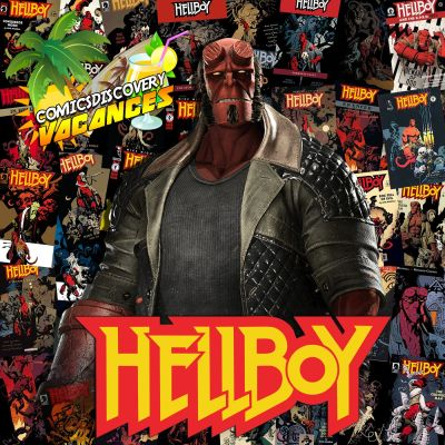 image ComicsDiscovery Vacances 06 : Hellboy