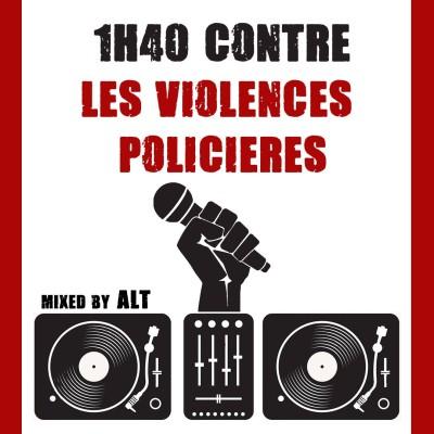 1h40 contre les violences policières cover