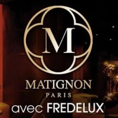 FG INVITE : LE MATIGNON cover