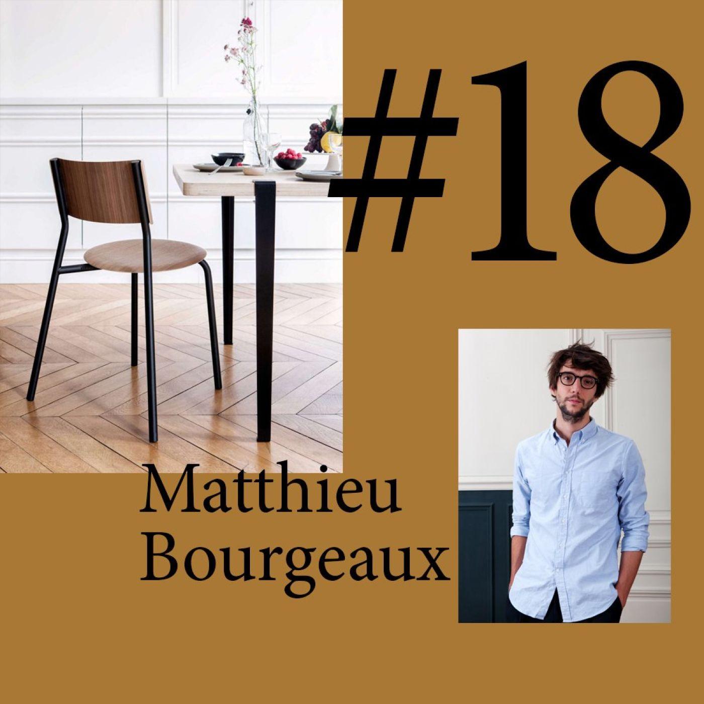 """#18 Matthieu Bourgeaux (Tiptoe) """"Nous préférons faire moins, mais mieux"""""""