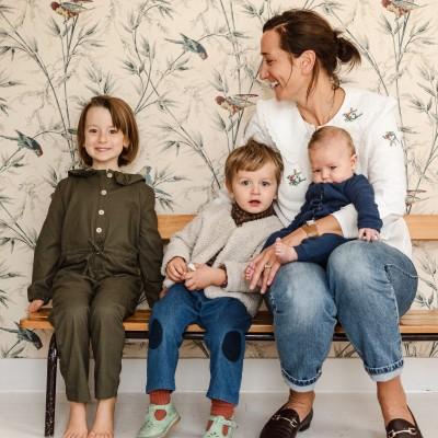 Mylène : entrepreneur et maman de 4 enfants cover
