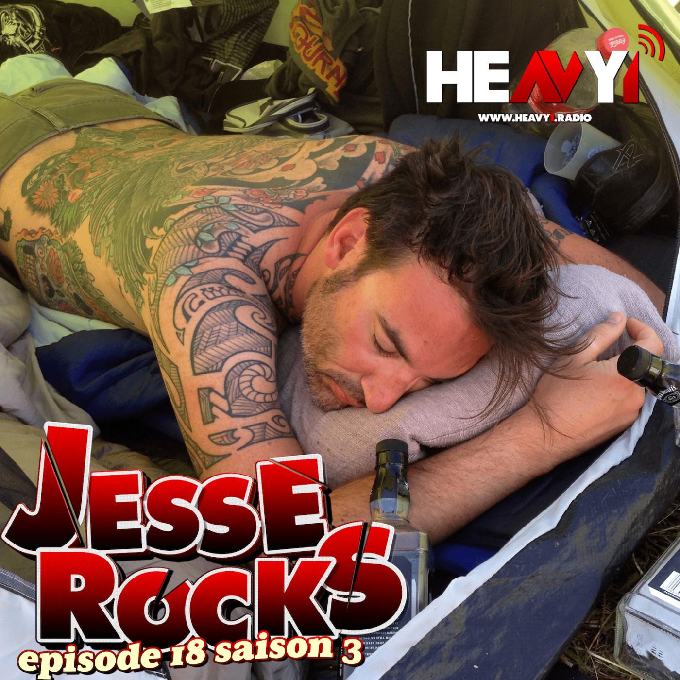 Jesse Rocks #18 Saison 3
