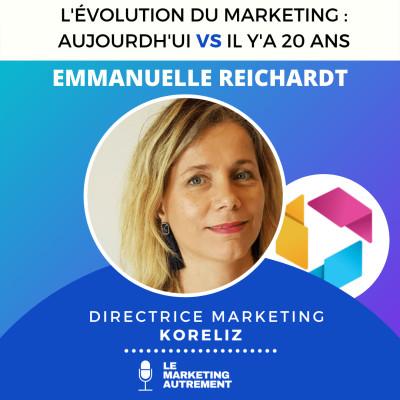 L'évolution du Marketing : Aujourd'hui vs il y'a 20 ans cover