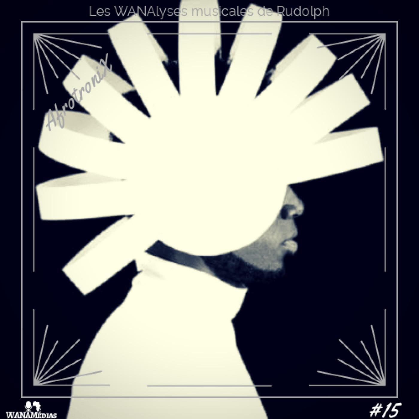 AfrotroniX : le roi de l'Afrofuturisme
