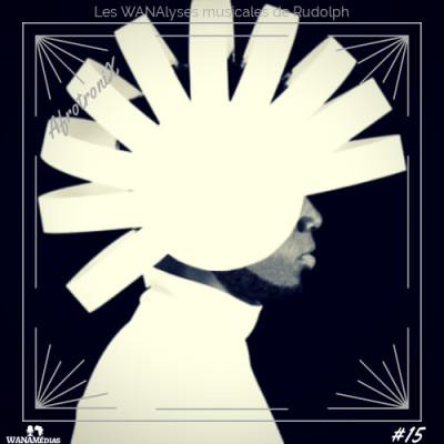 AfrotroniX : le roi de l'Afrofuturisme cover