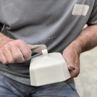La manufacture de porcelaine Pillivuyt cover