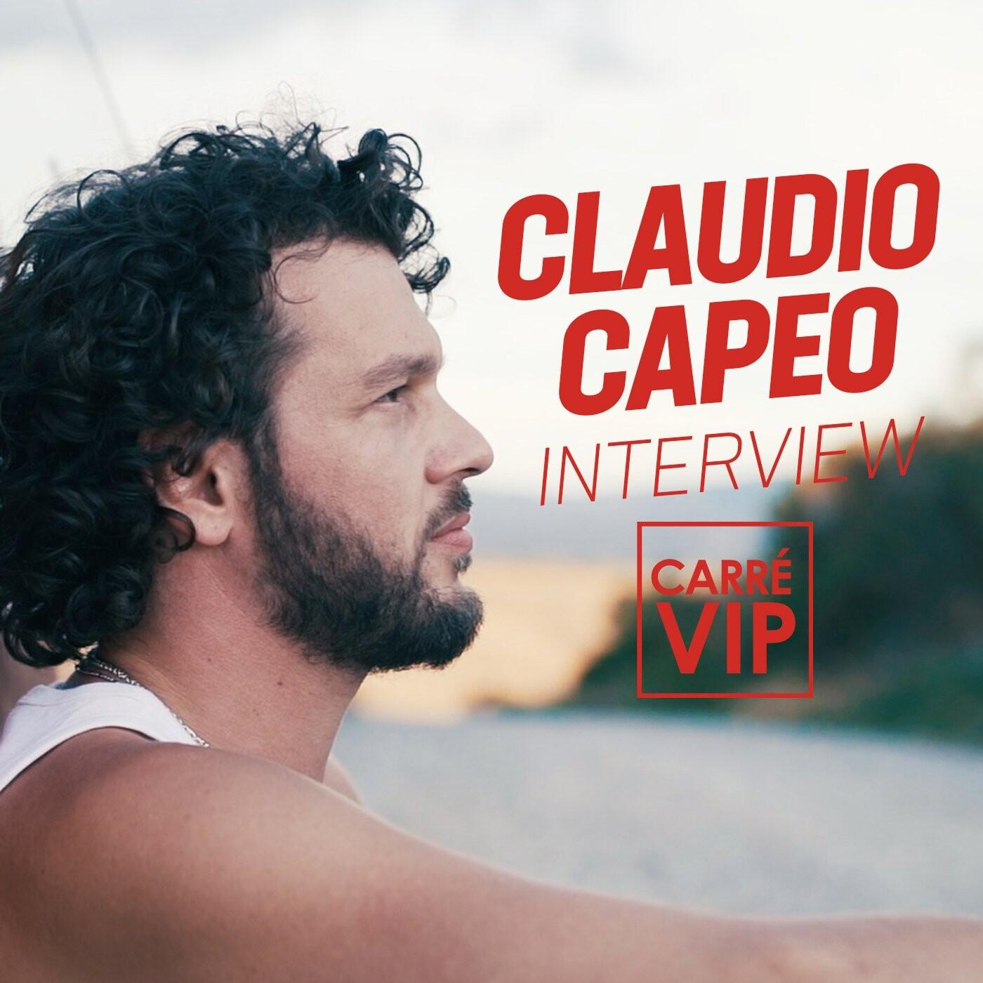 Claudio Capéo (Interview Carré Vip)