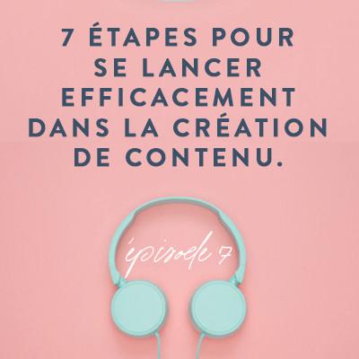 image 7 étapes pour se lancer efficacement dans la création de contenu