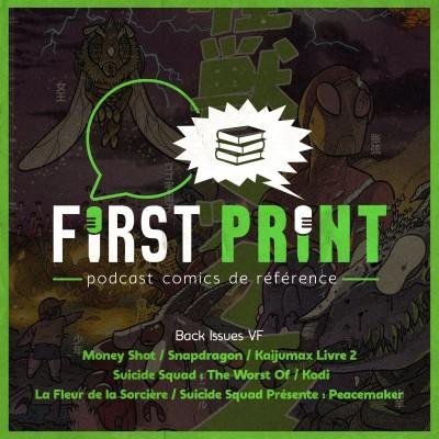 Kaijumax, Kodi, Snapdragon, Suicide Squad, La Fleur de la Sorcière : la revue comics de l'été continue ! [Back Issues VF] cover