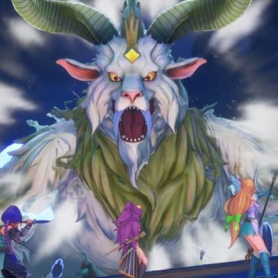 Les couleurs tragiques de Trials of Mana cover