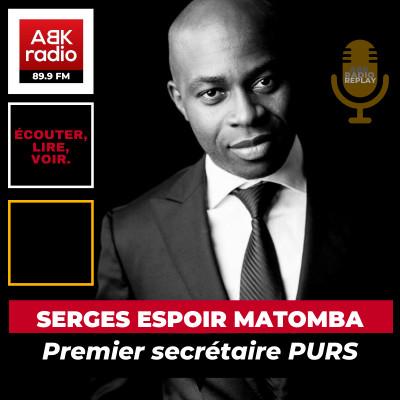 "SERGES ESPOIR MATOMBA: "" Mon interpellation était un vaste malentendu"" cover"