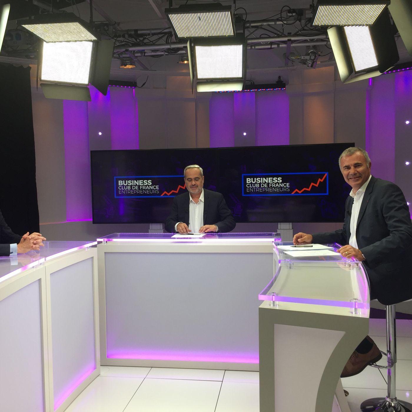 Business Club de France TV  S2019 E12 :  Jean  Poulallion - Metzger Lorraine