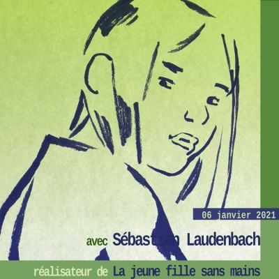 Sébastien Laudenbach, réalisateur de la Jeune fille sans mains [rediff] cover