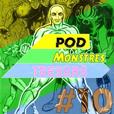 Pod Monstres Trésors Ep 10 : Cowboy [Nuit Météore Part.2] cover