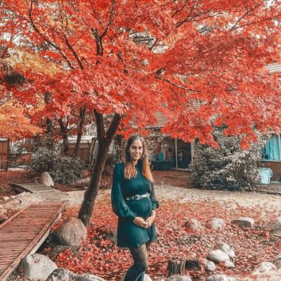 Sarah à Vancouver - Canada - 20 11 2020 cover
