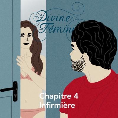 """Chapitre 4 : """"Infirmière"""" cover"""