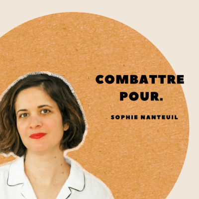 image EP20 Sophie Nanteuil - Combattre pour.