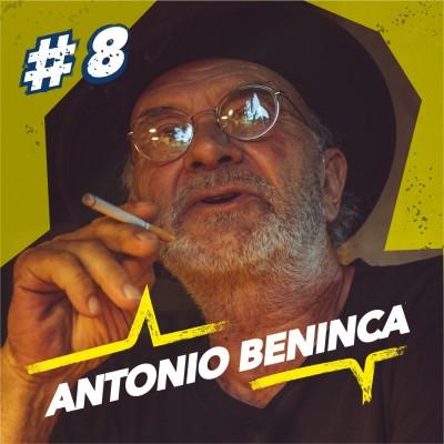 [ BIENTÔT ] #8 Antonio Beninca, l'intellectruel à la maison de Barbapapa cover