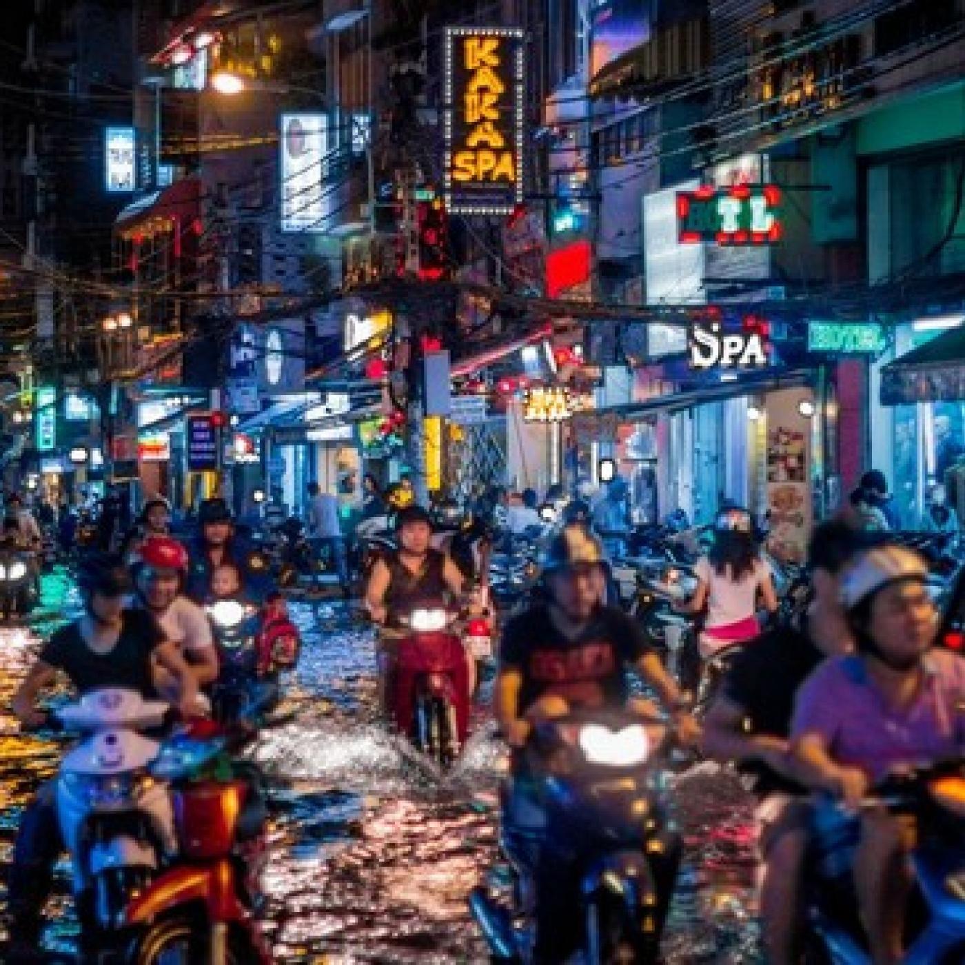 David au Vietnam (Saigon) - 07 10 2020