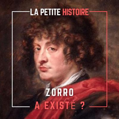 Zorro a-t-il existé ? Qui a inspiré Zorro ? Légende ou Réalité ? cover