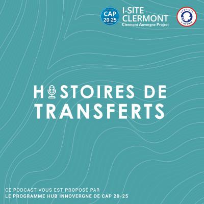 HISTOIRES DE TRANSFERTS #6 : Fabrice et Laurent, une histoire de plastique bio-tech cover