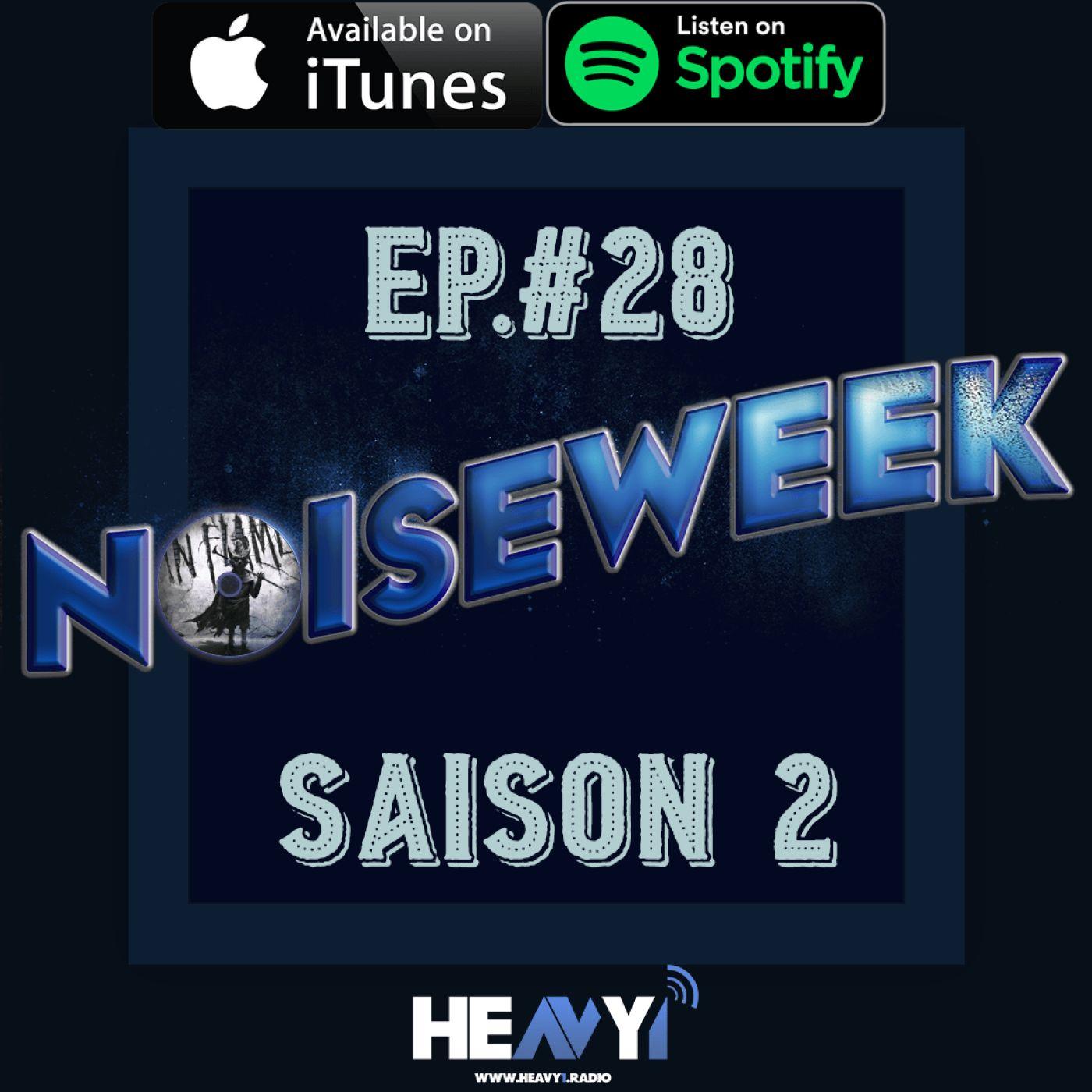 Noiseweek #28 Saison 2