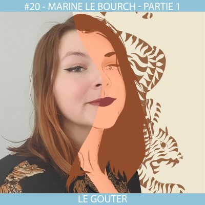 #20 - Marine Le Bourch Part 1 cover