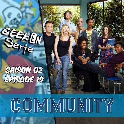 image Geek en série 2x19 : Community