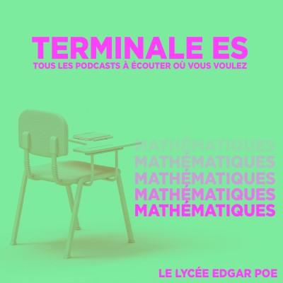 Terminale ES - Mathématiques tronc commun (VERSION JOHNNY)  - À VENIR - 03.04 cover