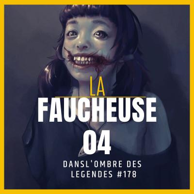 Dans l'ombre des légendes-178 La faucheuse-04... cover