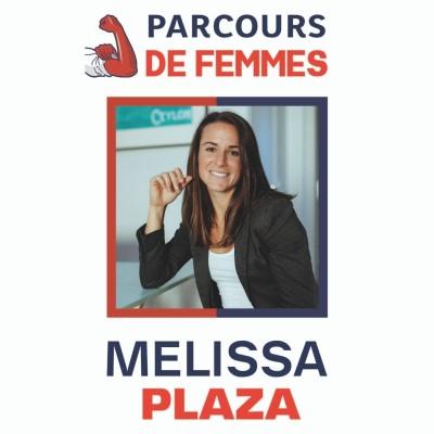 épisode 28 - Mélissa Plaza cover