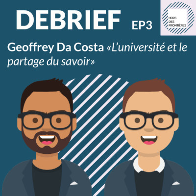 Débrief Episode #3 cover