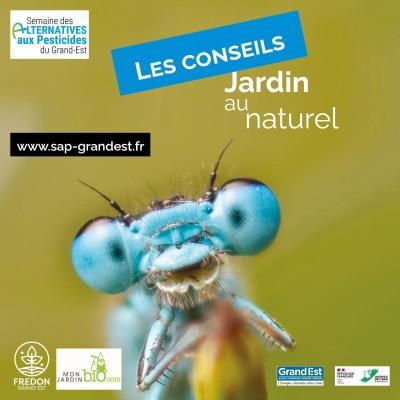 Les conseils jardin au naturel - FREDON Grand Est cover
