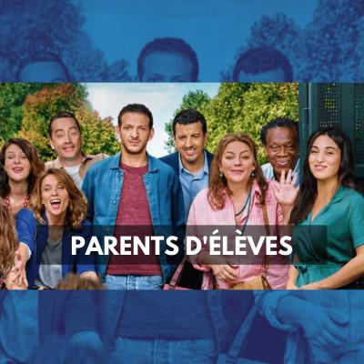 Parents d'élèves cover
