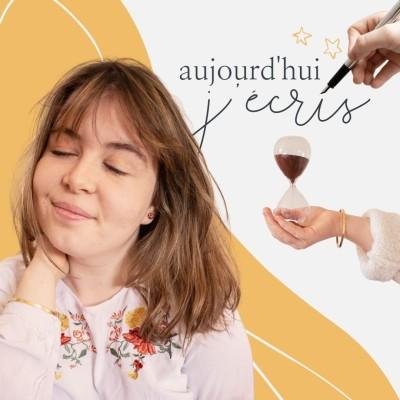 14. Discussion avec Sarah Ménard : peinture à l'aiguille et études d'écriture créative cover