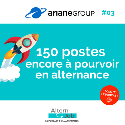 Karen Garchon, Ariane Group - Ep03 cover