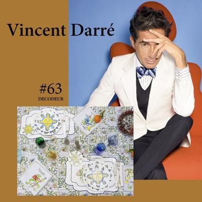 #63 Vincent Darré, un décorateur-designer libre et excentrique cover