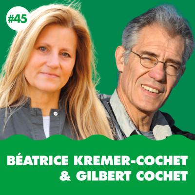 Épisode 45 - Réensauvagement : un idéal optimiste ? Béatrice Kremer-Cochet et Gilbert Cochet cover