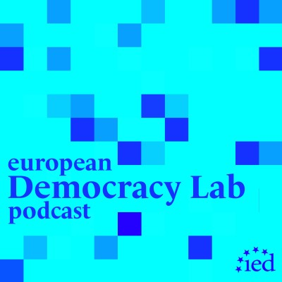European Democracy Lab Podcast cover