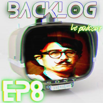 Backlog Episode 8 Swery Bad Trip [Deadly Premonition / D4] cover