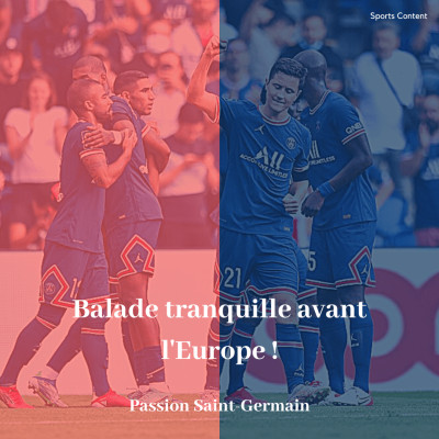 Balade tranquille avant l'Europe ! cover